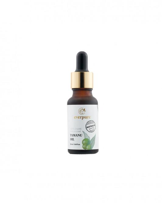 EVERPURE Tamanu Oil - 100% Organic Cold-Pressed